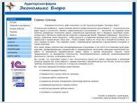 Аудиторская фирма Экономикс бюро